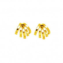 Midas 14k Yellow Gold Fancy Spread Earrings