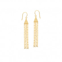 Midas 14k Yellow Gold Forcentina Dangle Earrings