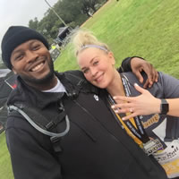 Derrick and Hayley